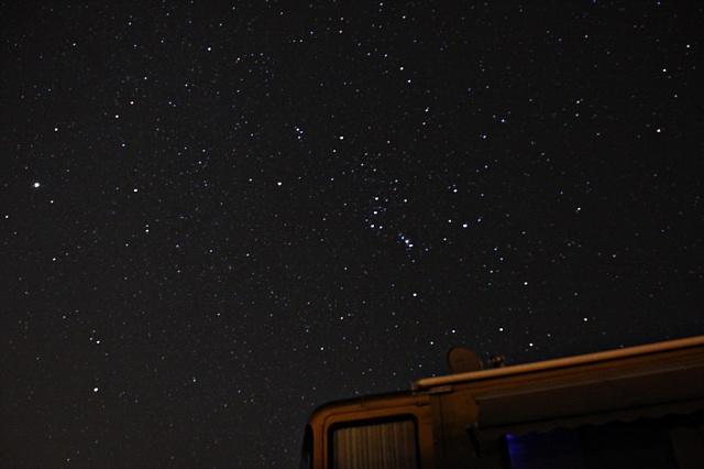 September 5, 2013 - Starry, Starry Night