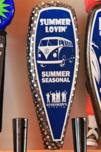 August 5, 2012 - Favorite Tap Handle