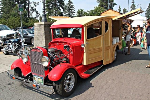 August 17, 2013 - Tomato Wagon