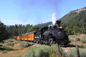 July 12, 2012 - Durango-Silverton train