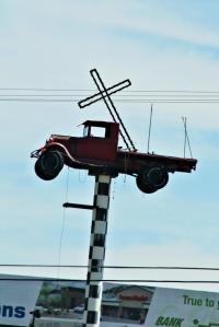 September 14, 2012 - Cross Bearing Truck