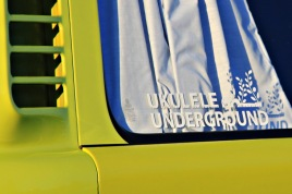 Ukulele Underground Bus