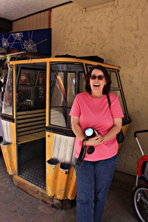 Karen and Gondola