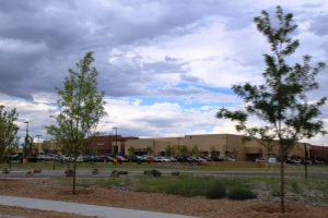July 6, 2012 - Adobe Walmart in Santa Fe