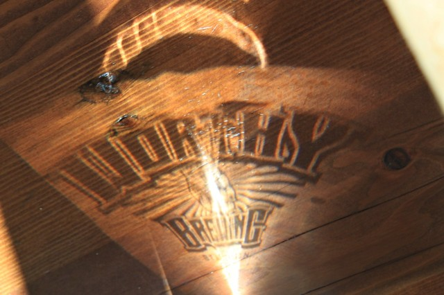 August 22, 2013 - Sunlight Through the Worthy Water Glass
