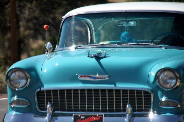 July 24, 2014 - 1955 Chevy