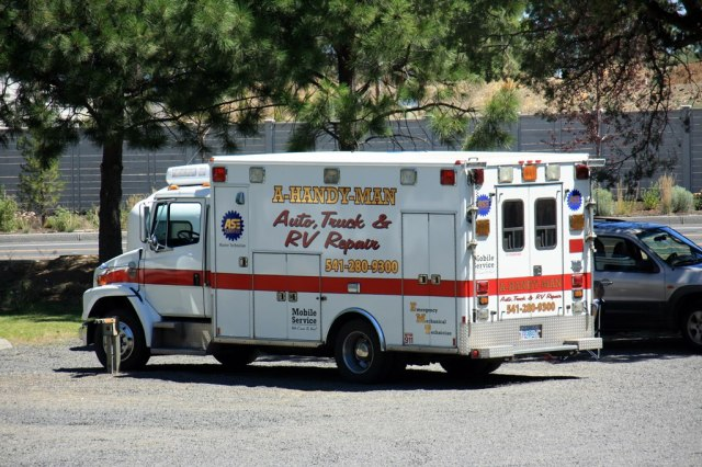 July 28, 2014 - RV Ambulance