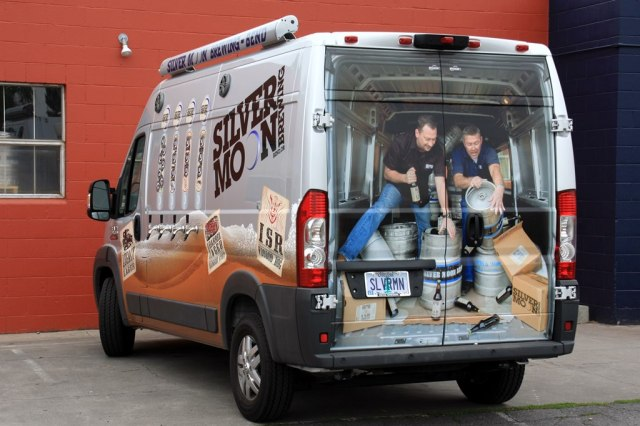 July 27, 2014 - Silver Moon Brew Truck