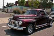 1942 Plymouth