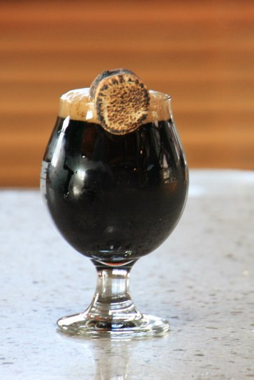 Base Camp S'More Stout with Toasted Marshmellow