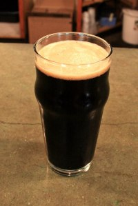 WalkingManBlackCherryStout