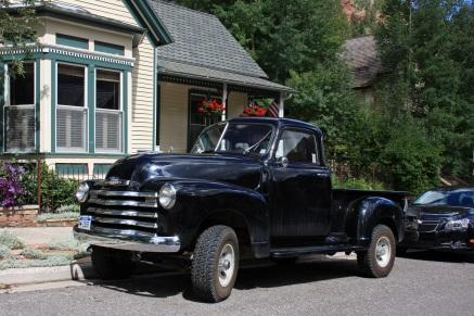 1950? Chevy Truck