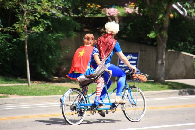 September 16, 2014 - Bicycle Superheroes