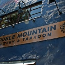 Double Mountain Brewery, Hood River, OR