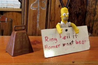 Homer Want Beer
