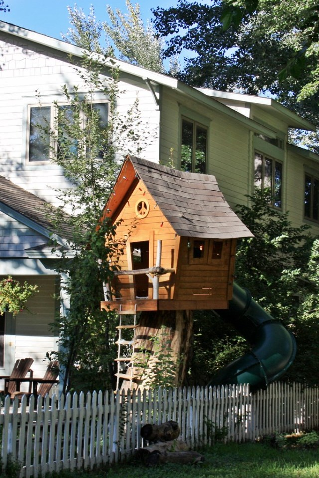 September 24, 2014 - Niwot Treehouse