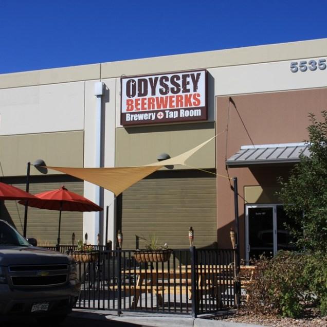 Odyssey Beerwerks, Arvada, CO
