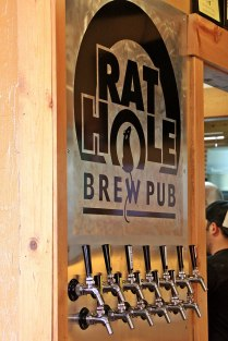 Rat Hole Brew Pub, Bend, OR