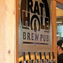 Rat Hole Brew Pub, Bend, OR